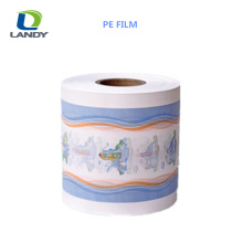 Breathable Plastic Film High Shrinkage Rate PE Film